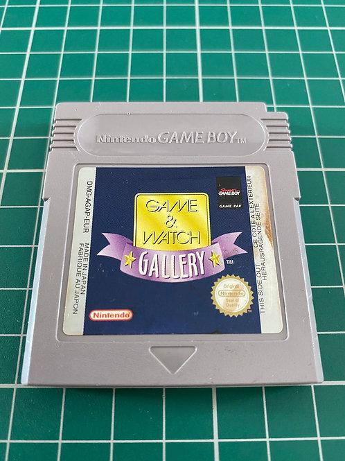 Game & Watch Gallery - Original Gameboy