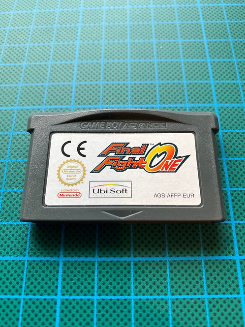Final Fight One - Gameboy Advance