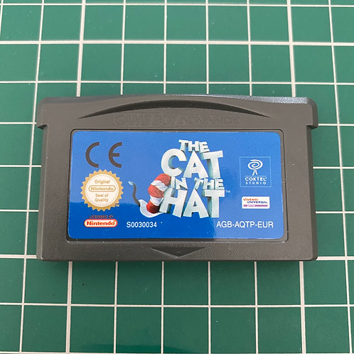 Cat in the Hat - Gameboy Advance