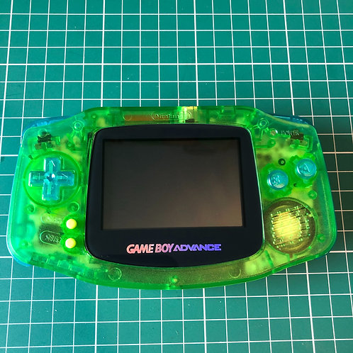 "Gameboy Advance ""Kryptonite"""