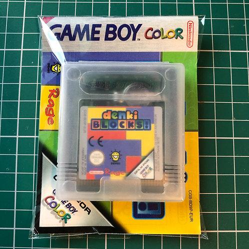 Gameboy Colour - Denki Blocks