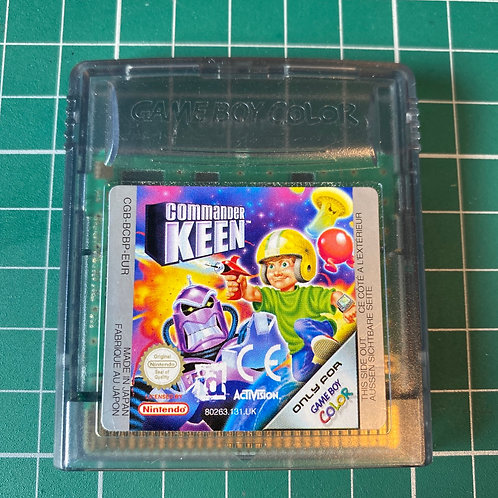 Commander Keen - Gameboy Colour