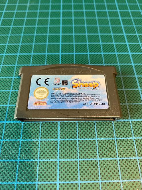 Sheep - Gameboy Advance
