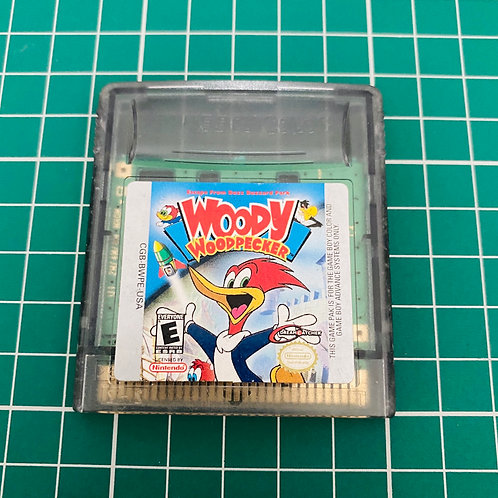 Woody Woodpecker - Gameboy Colour