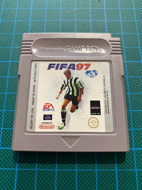 Fifa 97 - Original Gameboy