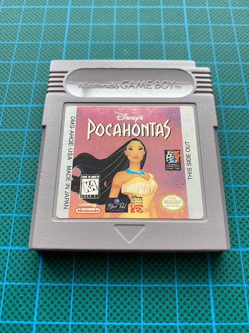 Pocahontas - Original Gameboy