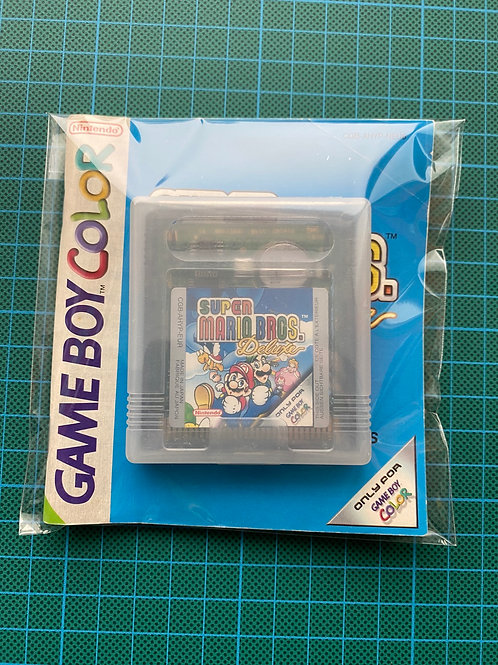 Super Mario Bros Deluxe - Gameboy Colour