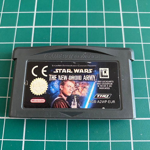 Star Wars The New Droid Army - Gameboy Advance