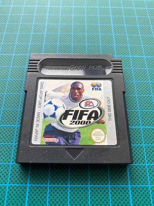 Fifa 2000 - Gameboy Colour