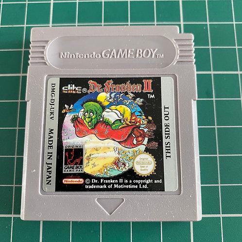 Dr Franken II - Original Gameboy