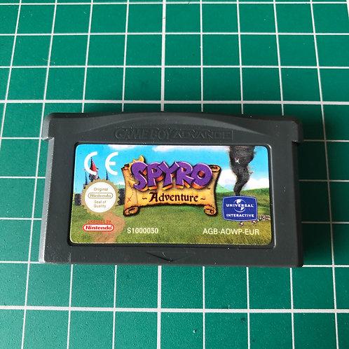 Spyro Adventure - Gameboy Advance