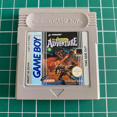 Castlevania Adventure - Original Gameboy