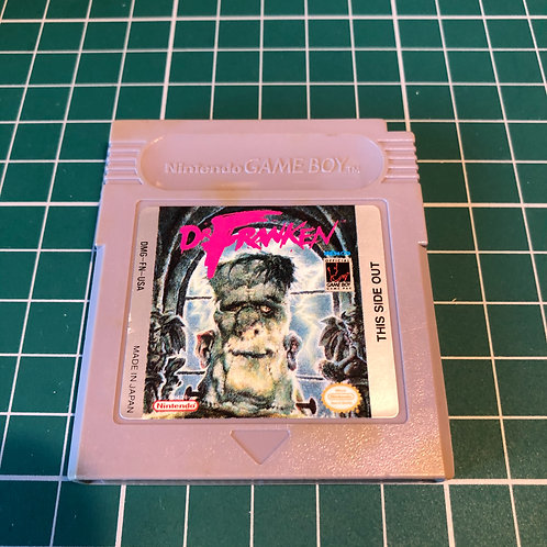 Dr Franken - Original Gameboy