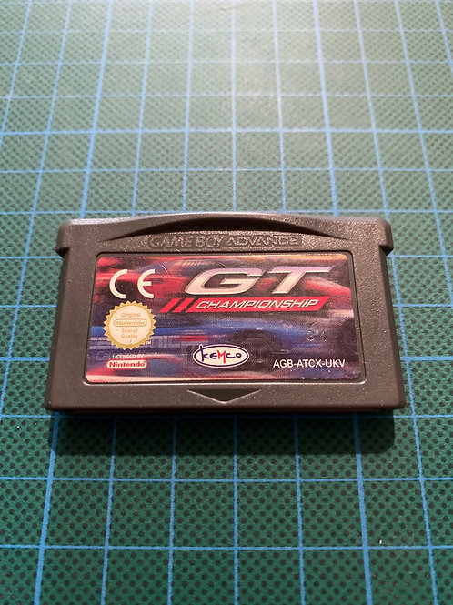 GT Championship - Gameboy Advance