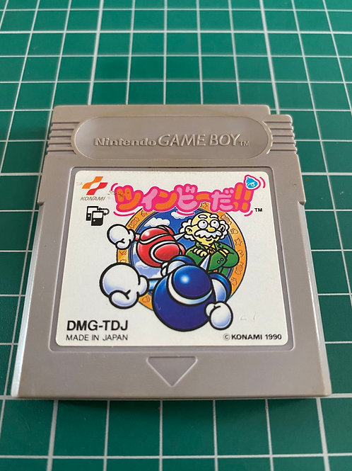 Pop N Twinbee - Japanese Original Gameboy
