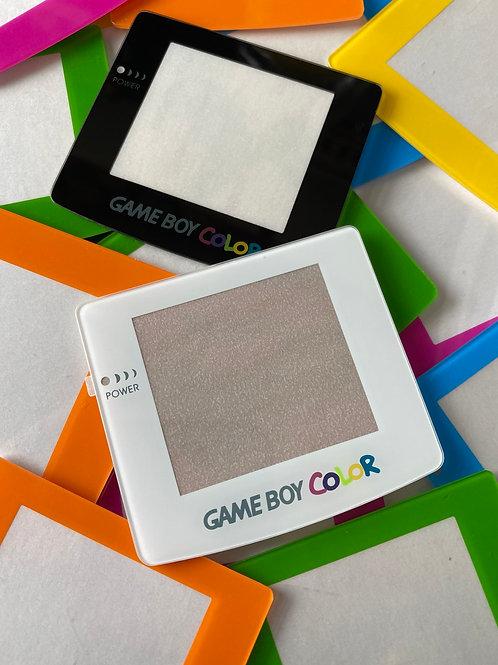 Gameboy Colour Screens - Glass & Premium Plastic