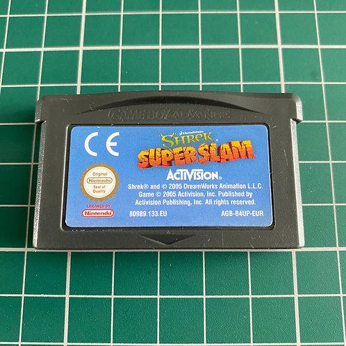 Shrek Super Slam - Gameboy Advance