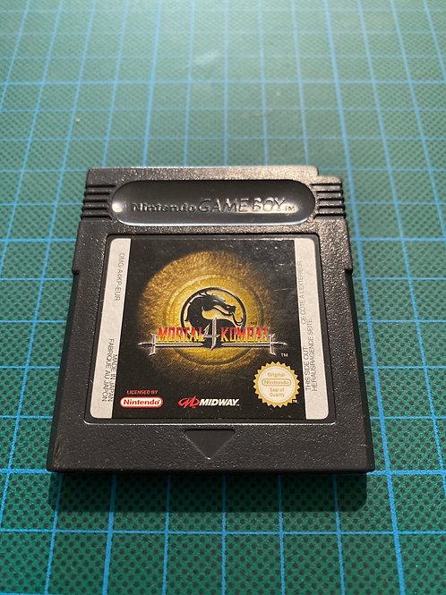 Mortal Kombat 4 - Gameboy Colour