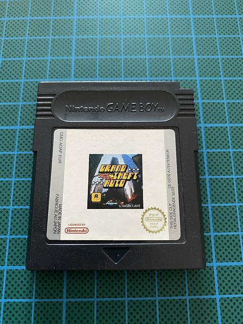 Grand Theft Auto - Gameboy Colour