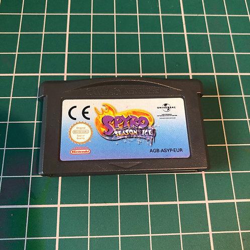 Spyro Season of ice - Gameboy Advance