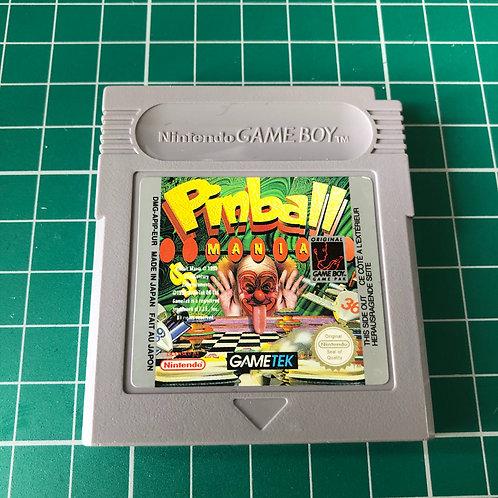 Pinball Mania - Original Gameboy