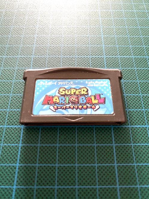Super MarioBall - Japanese GameBoy Advance