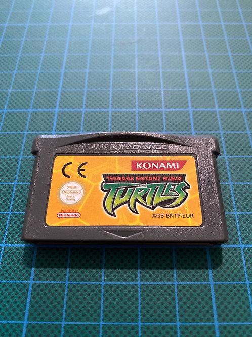 Teenage Muntant Ninja Turtles - Gameboy Advance