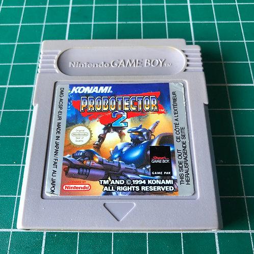 Probotector 2 - Original Gameboy