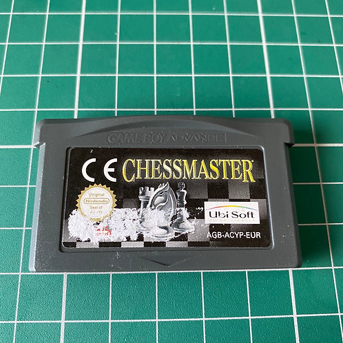 Chess Master - Gameboy Advance