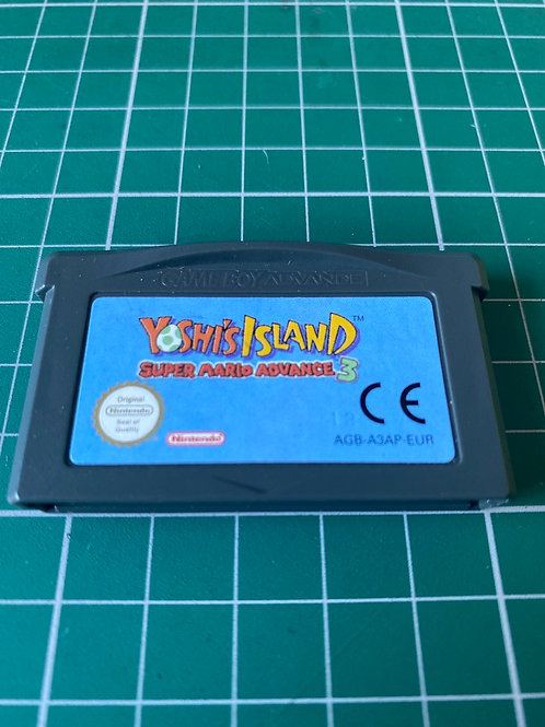 Yoshi's Island Super Mario Advance 3 - Gameboy Advance