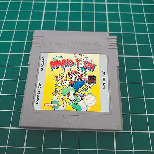 Mario & Yoshi - Original Gameboy