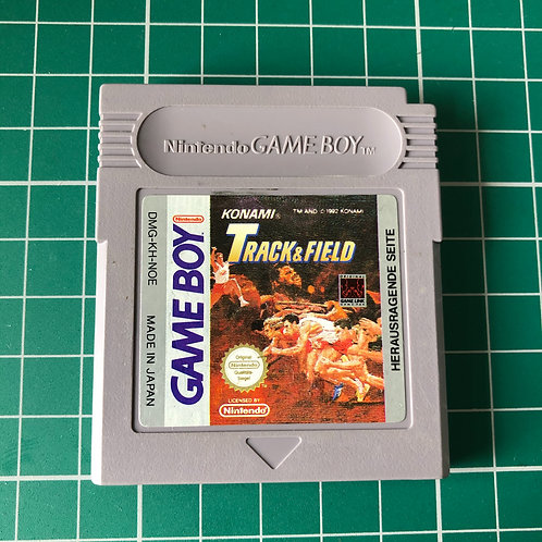 Track & Field - Original Gameboy