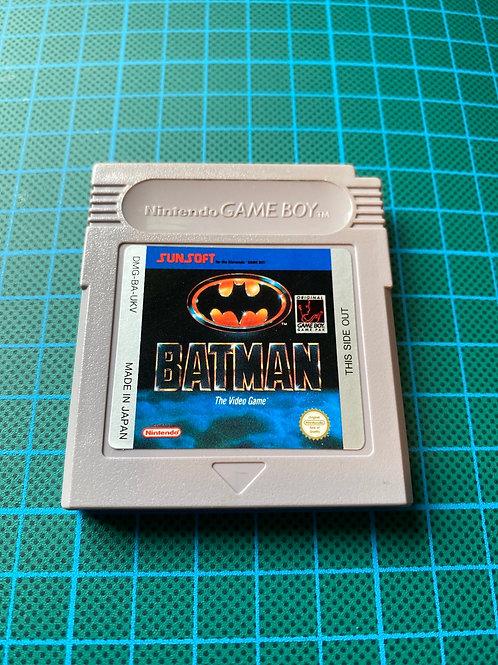 Batman - Original Gameboy