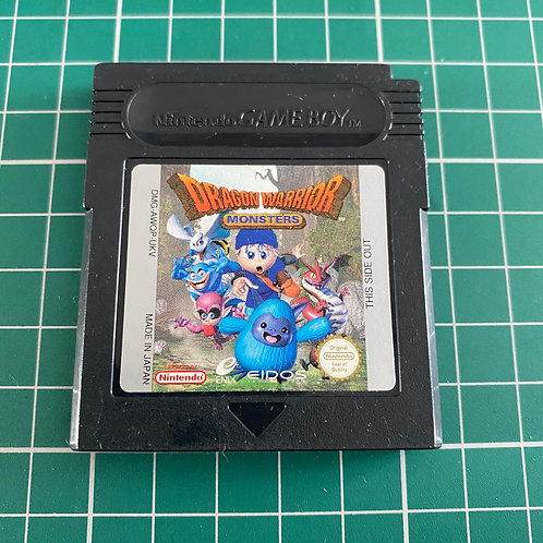 Dragon Warrior Monsters - Gameboy Colour