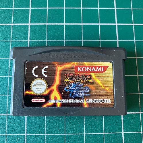 Yugioh World Championship Tournament 2004 - Gameboy Advance