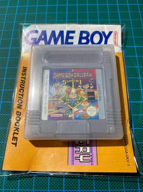 Gameboy Gallery 5 Games in 1  - Original Gameboy