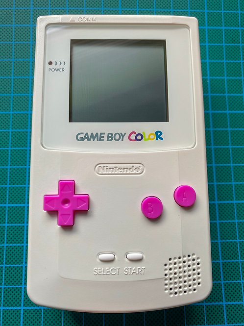 "Gameboy Colour - ""Pretty in Pink"""