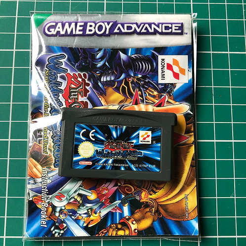 Yu-Gi-Oh Worldwide - Gameboy Advance