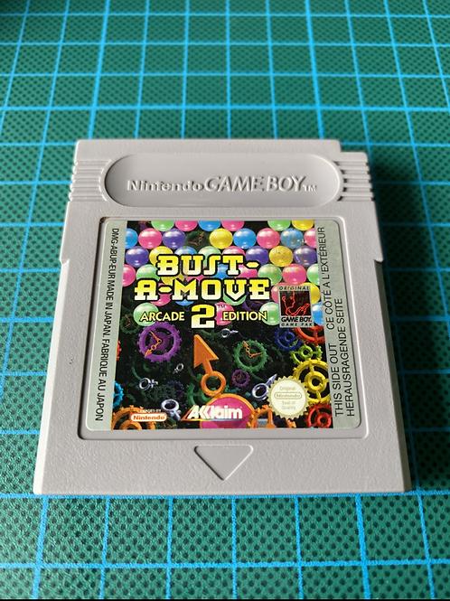 Bust a Move 2 Arcade Edition - Original Gameboy