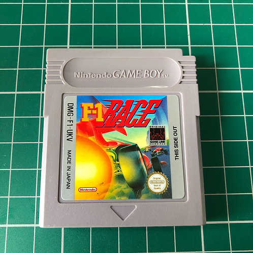 F1 - Race - Original Gameboy