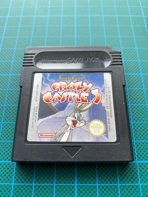 Bugs Bunny Crazy Castle 3 - Gameboy Colour