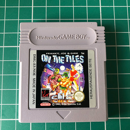 On the Tiles - Original Gameboy