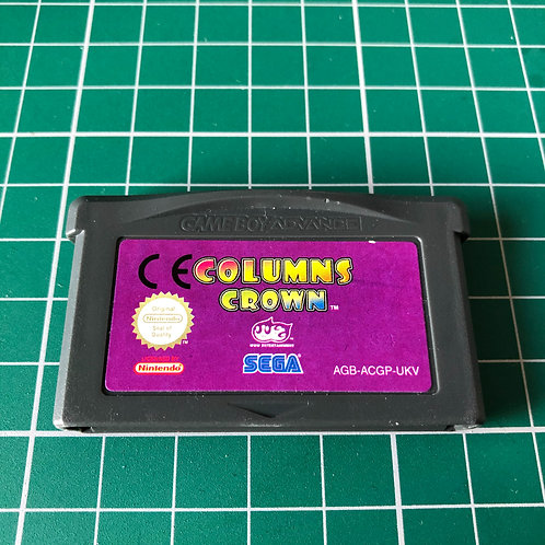 Columns Crown - Gameboy Advance