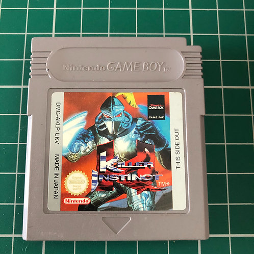 Killer Instinct - Original Gameboy