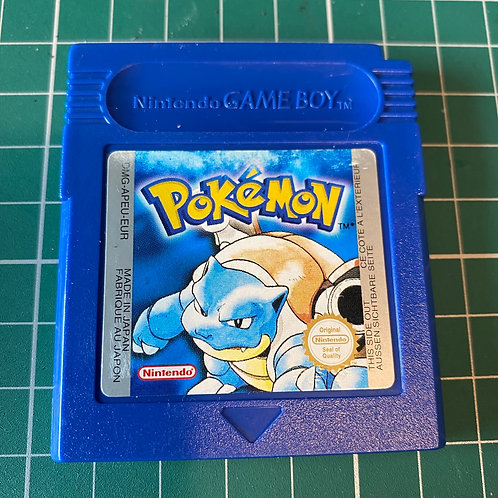 Pokemon Blue - Original Gameboy