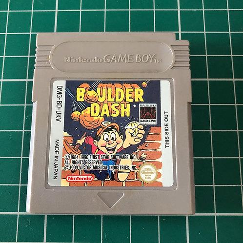 Boulder Dash - Original Gameboy