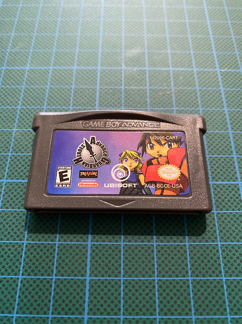 Guardian Heroes Advance - Gameboy Advance