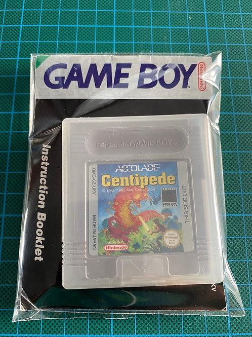 Centipede - Original Gameboy