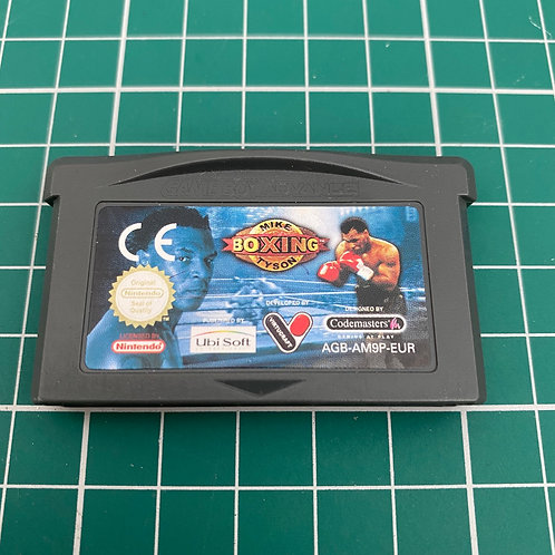 Mike Tyson Boxing - Gameboy Advance