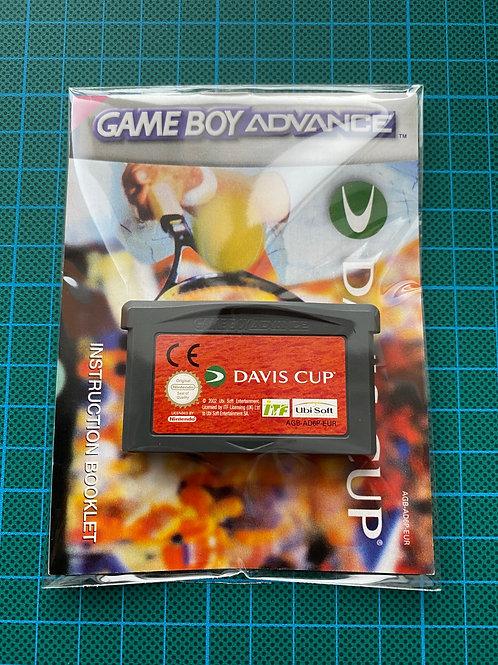 Davis Cup Tennis - Gameboy Advance
